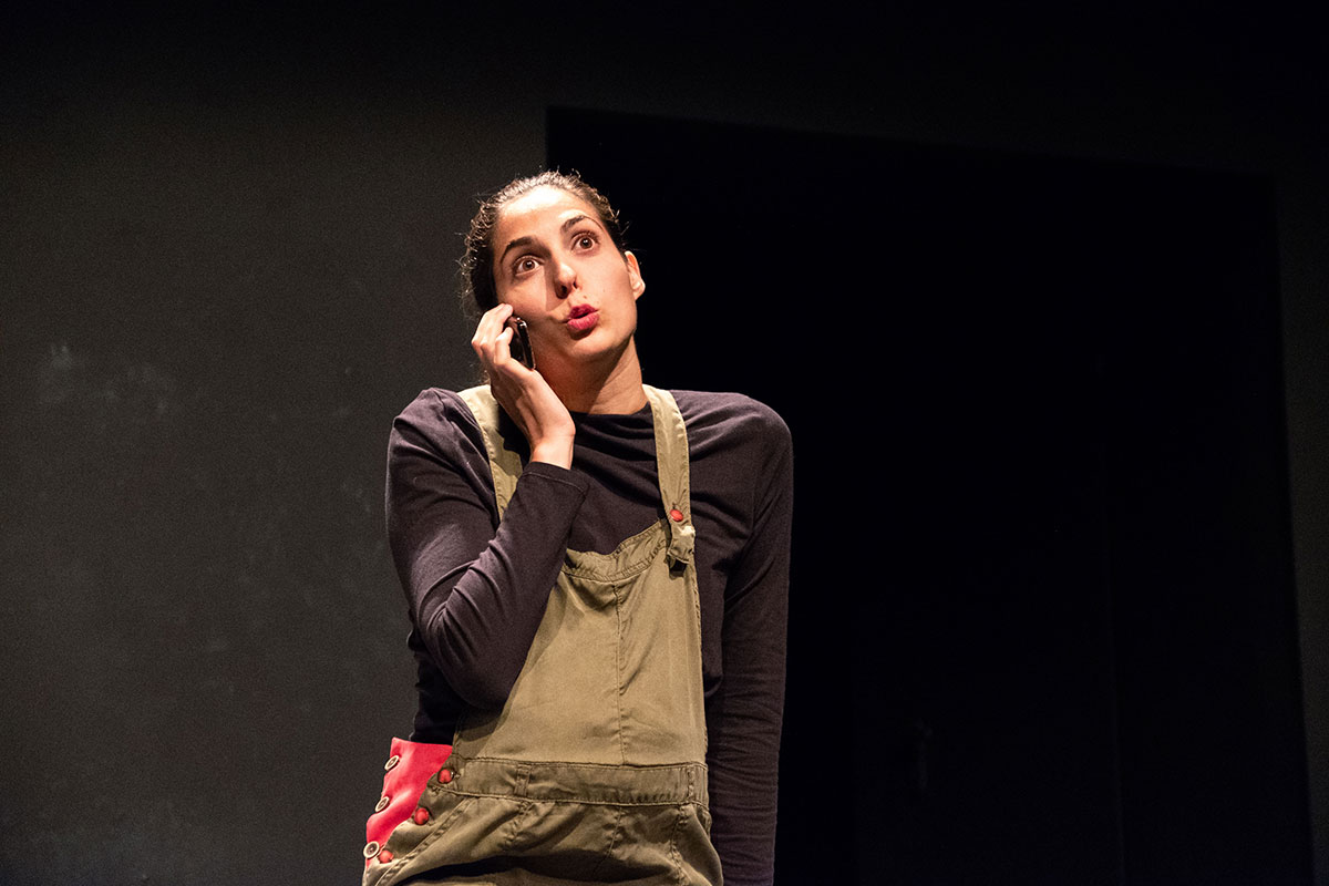 Obra de teatre Veu de Dona – Ariadna Pujol