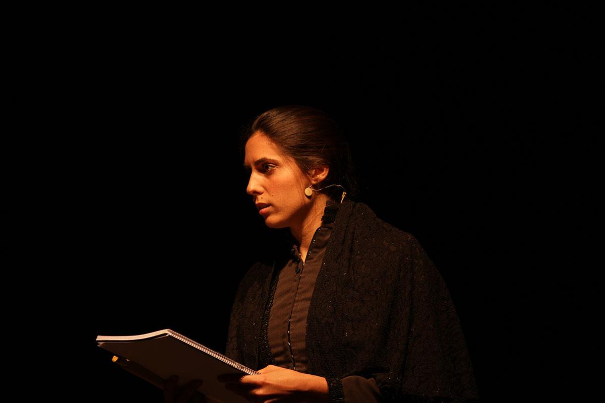 Lectura Dramatitzada La Casa de Bernarda Alba – Marc Velasco